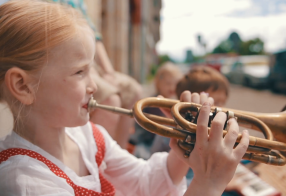Ferien Band Projekt Kinospot