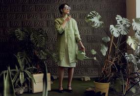 "Fashion: Mathilde Maalouf ""HOME"""